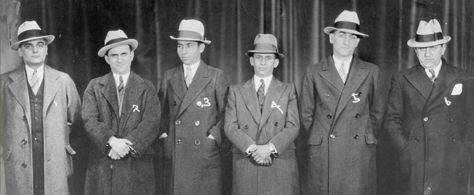 History of the Mafia - Prohibition Gangsters