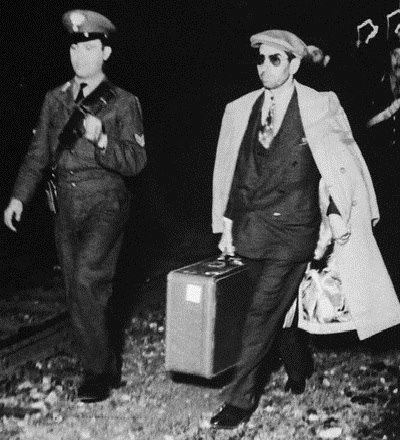 Charles Luciano - Charles Luciano Deported