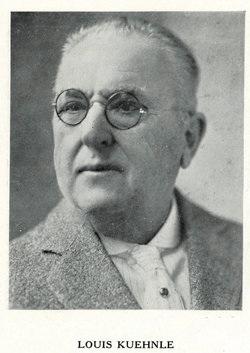 Louis Kuehnle - Louis Kuenle