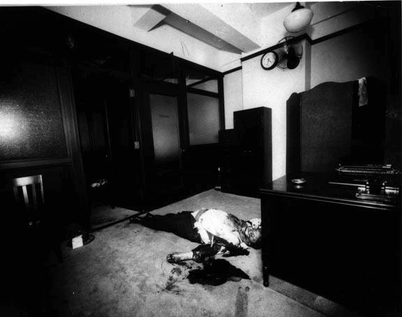 History of the Mafia - New York City - Salvatore Maranzano Murder