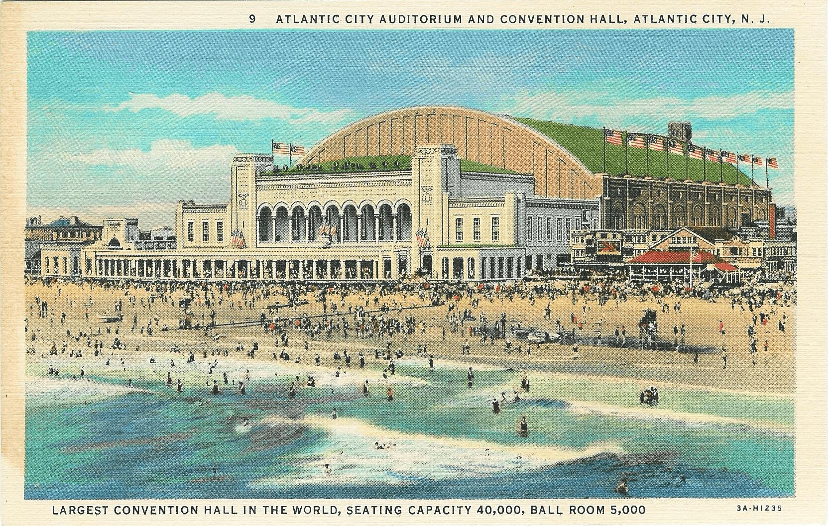 Atlantic City - Atlantic City Convention Center