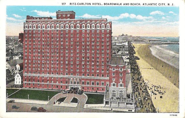 Atlantic City - Ritz Carlton Atlantic City