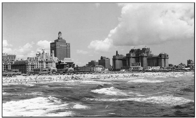 Atlantic City - Atlantic City Skyline